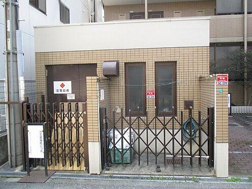 中古マンション-大阪市東成区東中本2丁目 ゴミ置き場です