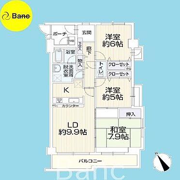 中古マンション-横浜市鶴見区北寺尾6丁目 資料請求、ご内見ご希望の際はご連絡下さい。