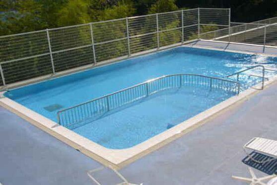 マンション(建物一部)-熱海市上多賀 共有施設 屋外プール