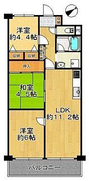 マンション(建物一部)-神戸市垂水区学が丘3丁目 収納スペースが多数あり