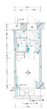 区分マンション-杉並区西荻南3丁目 エクセリア西荻窪・ライズプランニング