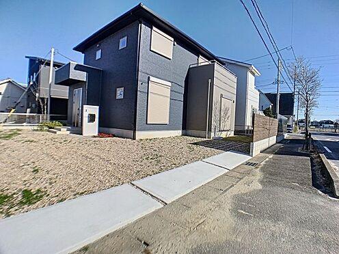 新築一戸建て-西尾市住崎2丁目 敷地面積広々55.36坪!ガーデニングも楽しめます。