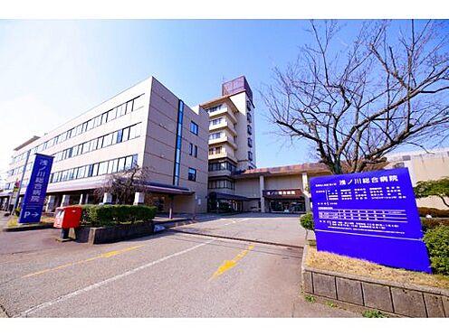 戸建賃貸-金沢市小坂町未 【総合病院】浅ノ川総合病院まで624m