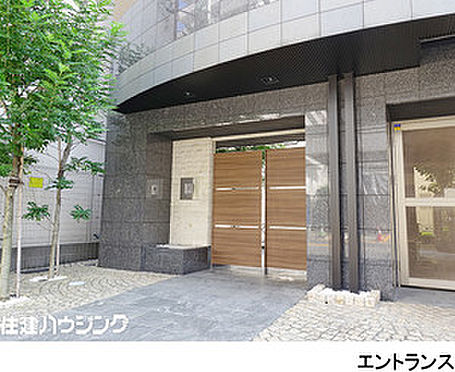 マンション(建物一部)-文京区小石川1丁目 玄関