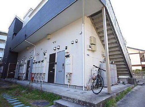 アパート-川崎市多摩区西生田3丁目 外観