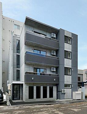 マンション(建物全部)-札幌市中央区南十条西12丁目 外観