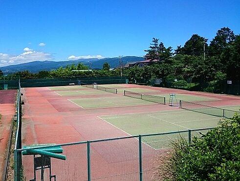 中古一戸建て-田方郡函南町平井 【テニスコート】管理事務所横にあります。どなたでも有料で利用可能です。