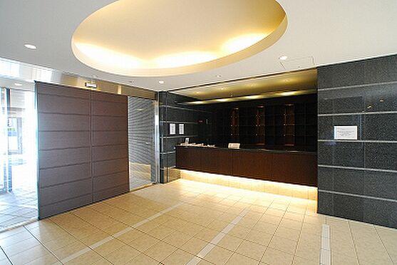 マンション(建物一部)-大阪市浪速区幸町3丁目 高級感のあるエントランス