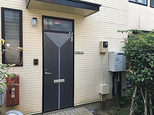 アパート-春日部市新宿新田 玄関