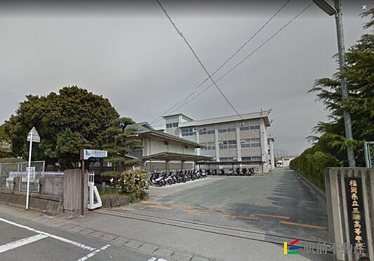 アパート-久留米市城島町四郎丸 県立三潴高等学校