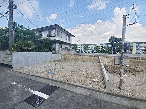 戸建賃貸-八王子市鹿島 6月10日撮影時には既存建物の解体工事中でした。完成は令和3年10月中旬頃の予定です。