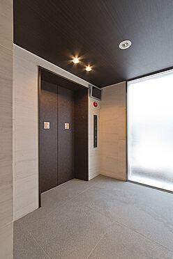 マンション(建物一部)-大阪市浪速区日本橋3丁目 防犯カメラつきのエレベーター