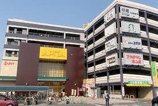 新築一戸建て-名古屋市守山区鳥羽見1丁目 アピタ新守山店まで徒歩約11分(812m)