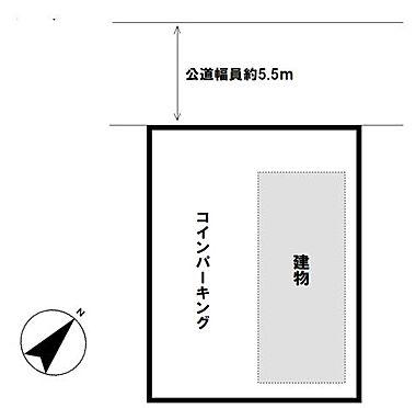 店舗付住宅(建物全部)-所沢市松葉町 間取り