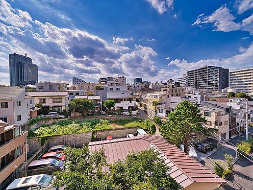 区分マンション-渋谷区恵比寿3丁目 バルコニーからの眺望