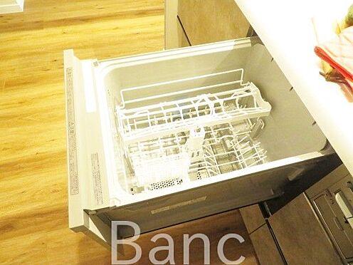 中古マンション-港区高輪3丁目 便利な食洗機付です お気軽にお問合せくださいませ。