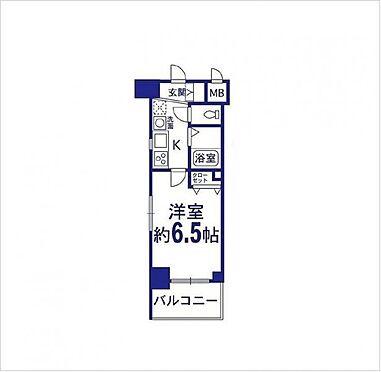 マンション(建物一部)-京都市下京区油小路通五条下る中金仏町 間取り