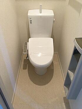 マンション(建物一部)-船橋市湊町3丁目 トイレ