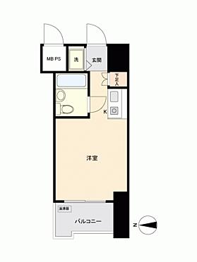 マンション(建物一部)-横浜市神奈川区松本町1丁目 間取り