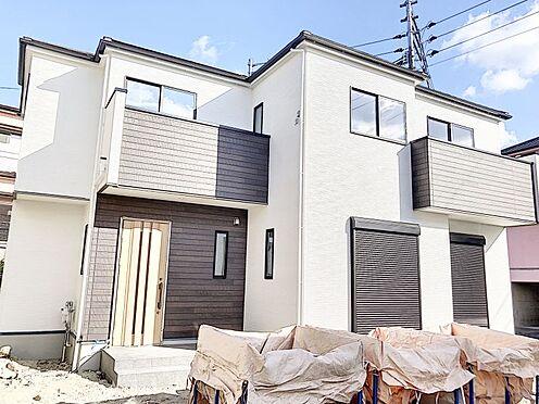 新築一戸建て-福岡市南区桧原2丁目 外観写真です