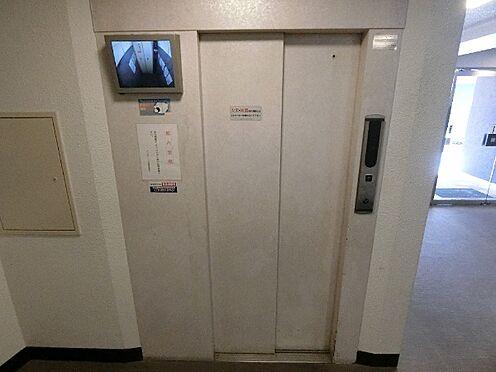 マンション(建物一部)-大阪市東成区大今里西2丁目 防犯カメラ搭載エレベーター