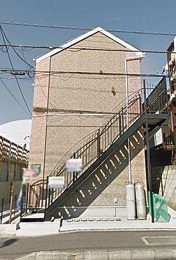 アパート-大和市福田 外観