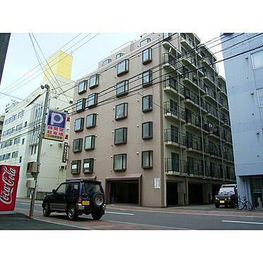 マンション(建物一部)-札幌市中央区南一条西9丁目 外観