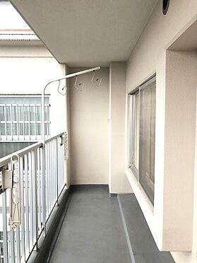 中古マンション-鶴ヶ島市大字上広谷 バルコニー