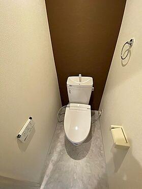 中古マンション-川口市飯塚1丁目 トイレ