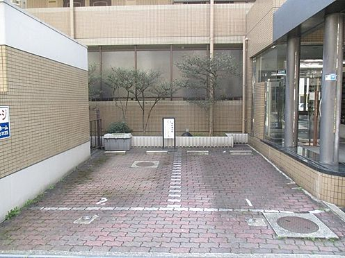 中古マンション-大阪市東成区東中本2丁目 駐車場