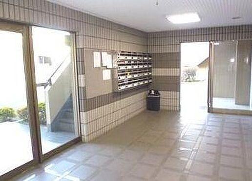 一棟マンション-さいたま市南区大谷場2丁目 共用部