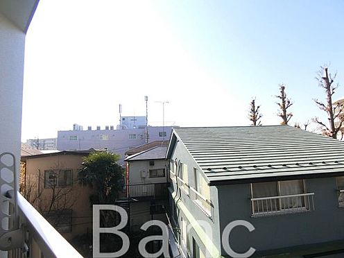 中古マンション-練馬区貫井4丁目 バルコニーからの眺望