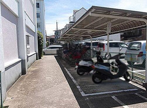 マンション(建物一部)-京都市南区吉祥院石原南町 駐車場