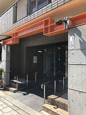 マンション(建物一部)-大阪市中央区高津3丁目 エントランス