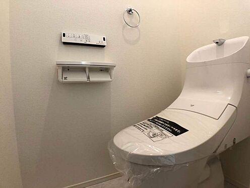 新築一戸建て-名古屋市緑区六田1丁目 トイレ
