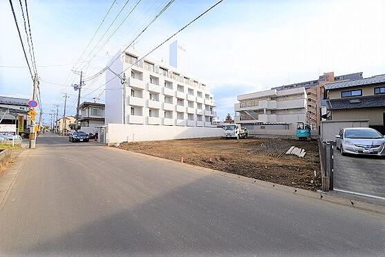新築一戸建て-仙台市若林区中倉2丁目 外観