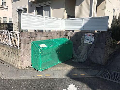 中古一戸建て-鴻巣市ひばり野2丁目 ゴミ置き場