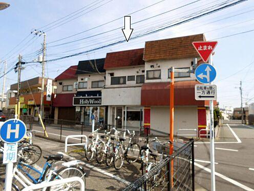 店舗(建物一部)-昭島市中神町 外観