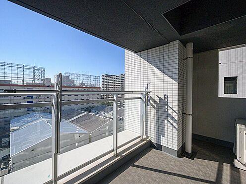 中古マンション-品川区勝島1丁目 バルコニーも広々としています。