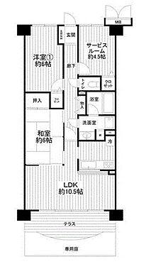 マンション(建物一部)-川崎市多摩区登戸 外観