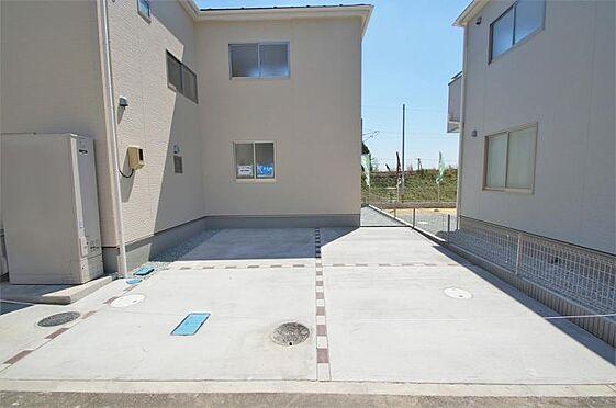 新築一戸建て-仙台市青葉区国見6丁目 駐車場