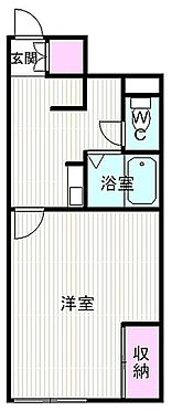 アパート-沼津市下香貫林ノ下 間取り