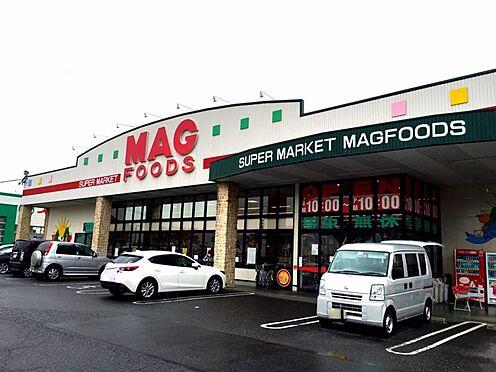 戸建賃貸-西尾市下羽角町郷内 マグフーズ中島店まで約1300m(徒歩約17分)
