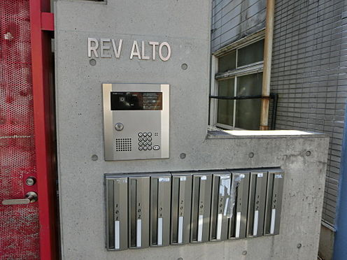 マンション(建物一部)-杉並区本天沼2丁目 オートロック完備です。