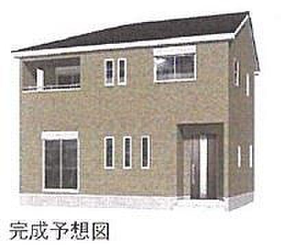新築一戸建て-春日井市東野町6丁目 【2号棟】完成予想図