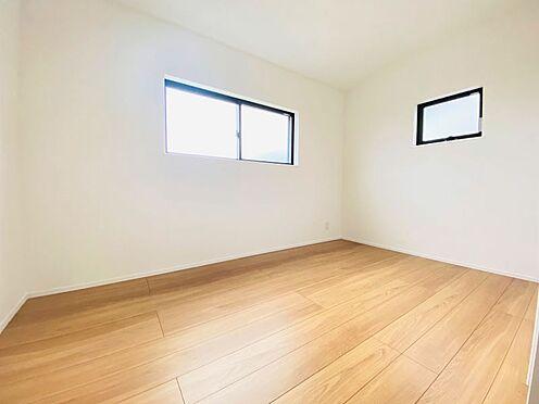 新築一戸建て-福岡市南区西長住3丁目 二面採光で、日当たり風通し良好!