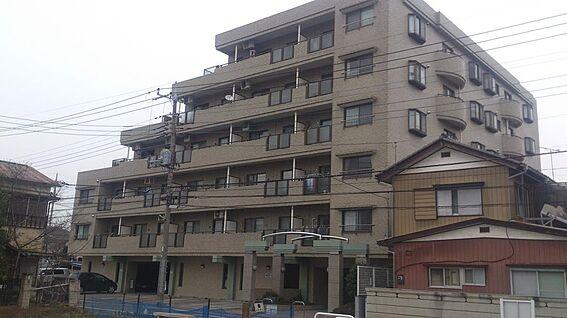マンション(建物一部)-前橋市昭和町2丁目 外観