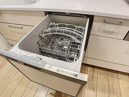 戸建賃貸-西尾市平坂町丸山 食洗機標準装備です。(同仕様)