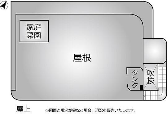 アパート-中頭郡読谷村字比謝 屋上