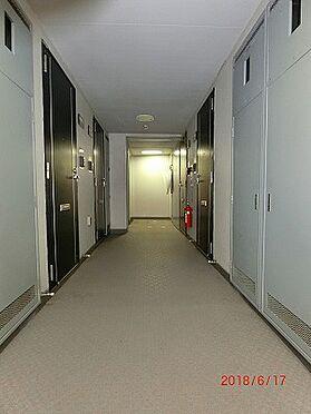 マンション(建物一部)-世田谷区野沢3丁目 1階共用廊下